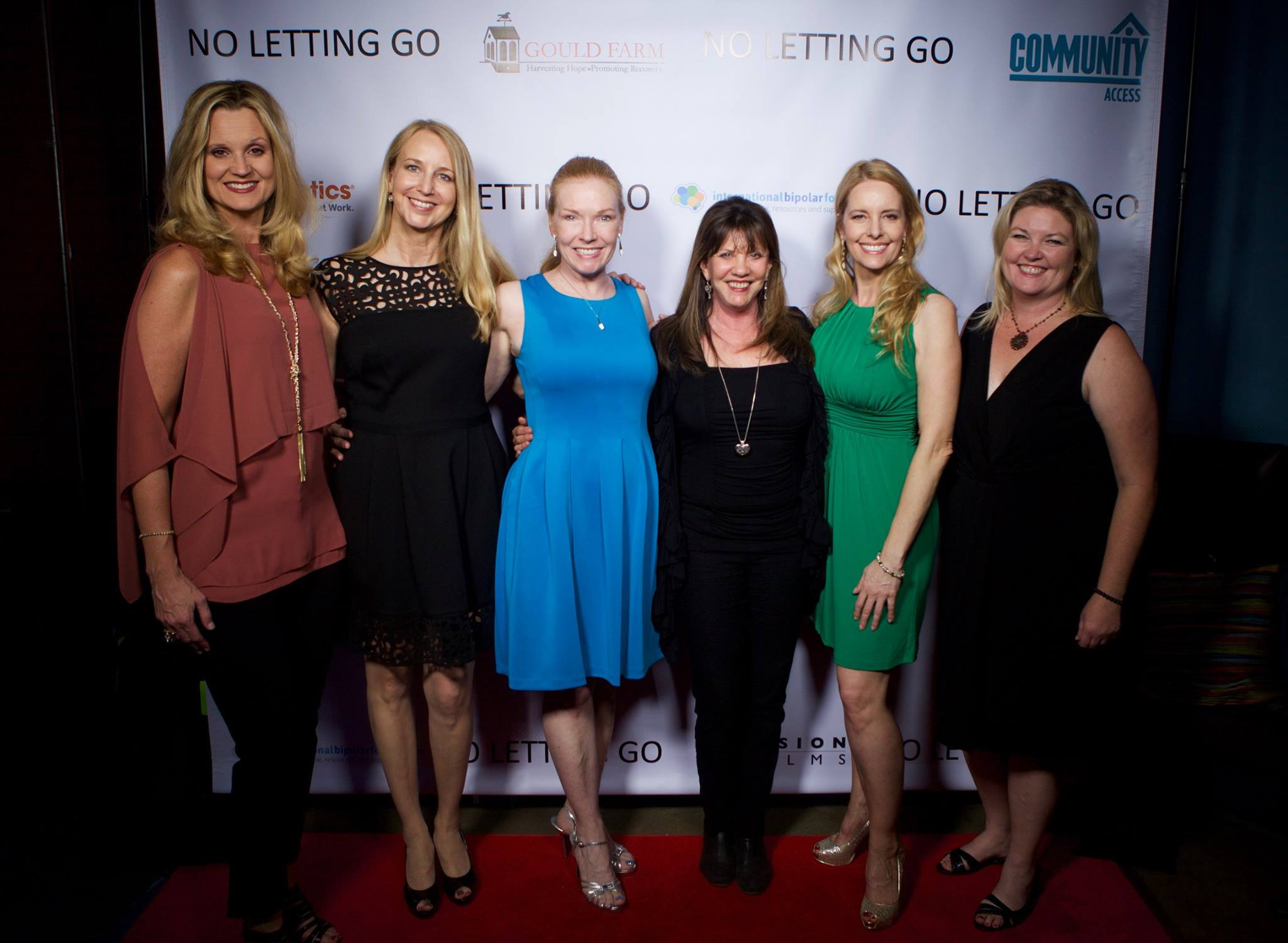 LA Premiere of NO LETTING GO